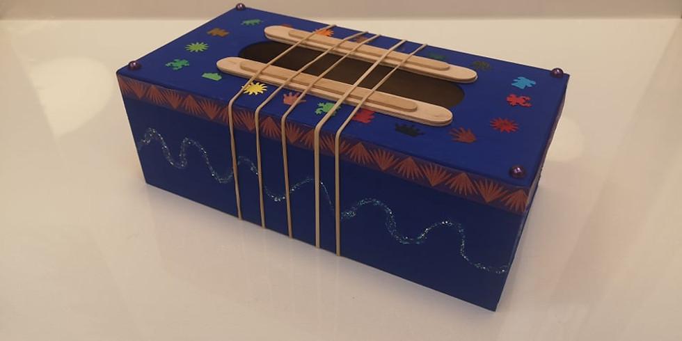 Boîte à musique (Enfants de 5 à 8 ans)