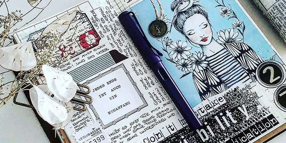 Atelier Art-journaling (Adultes et adolescents)