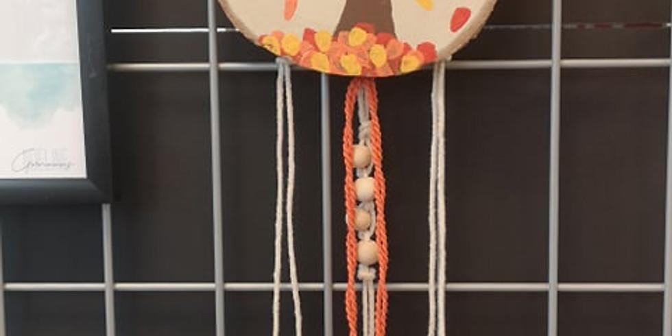 Suspension à décorer (Enfants de 6 à 12 ans)