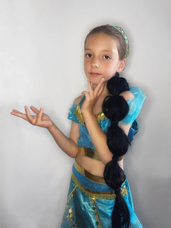 Princess braids