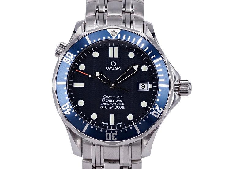 2001 Omega Seamaster 300 Professional Chronometer 2531.80