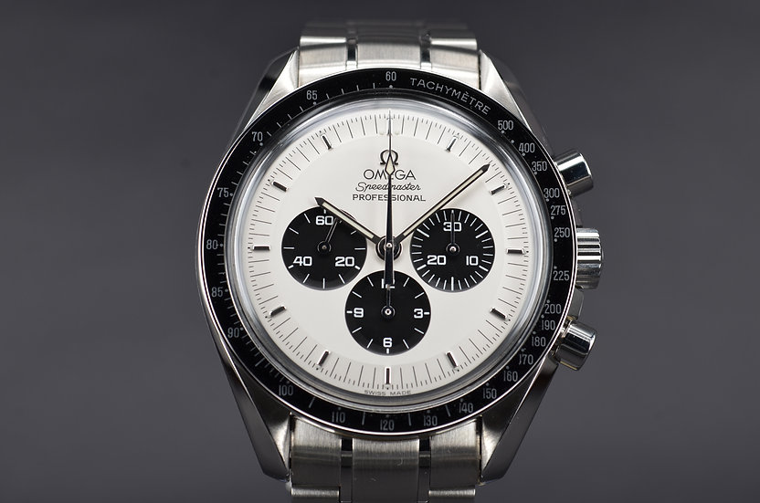 Omega Speedmaster 3570.50 with Mitsukoshi Modification