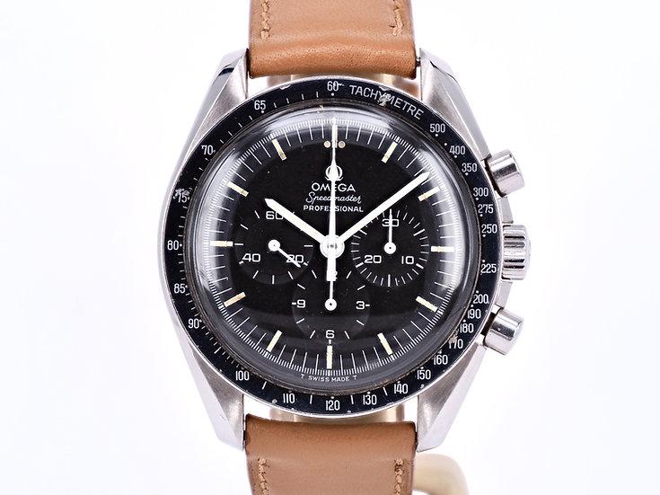 1970 Omega Speedmaster Professional 145.022-69 Straight Writing