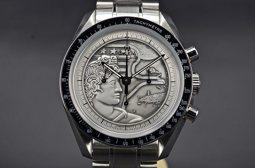 2015 Omega Speedmaster Apollo 17 40th Anniversary
