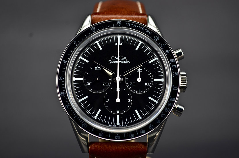 2018 Omega Speedmaster 'First Omega in Space'