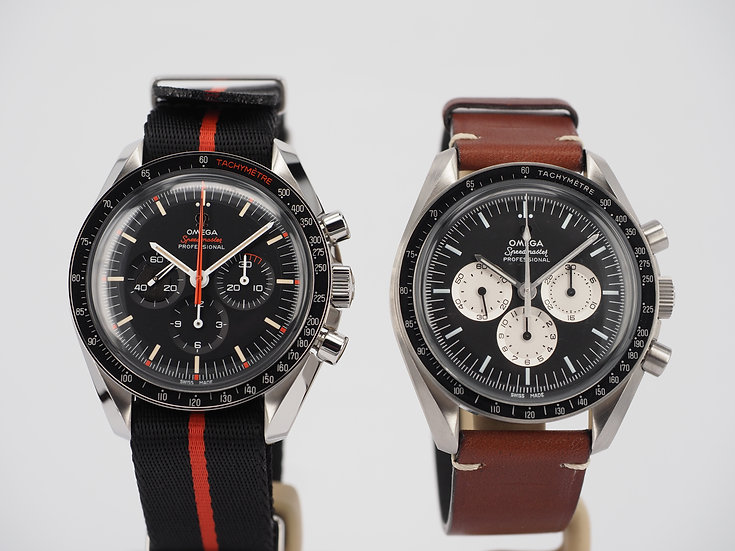 Omega Speedmaster Professional Speedy Tuesday 1 & 2 Matching Numbers