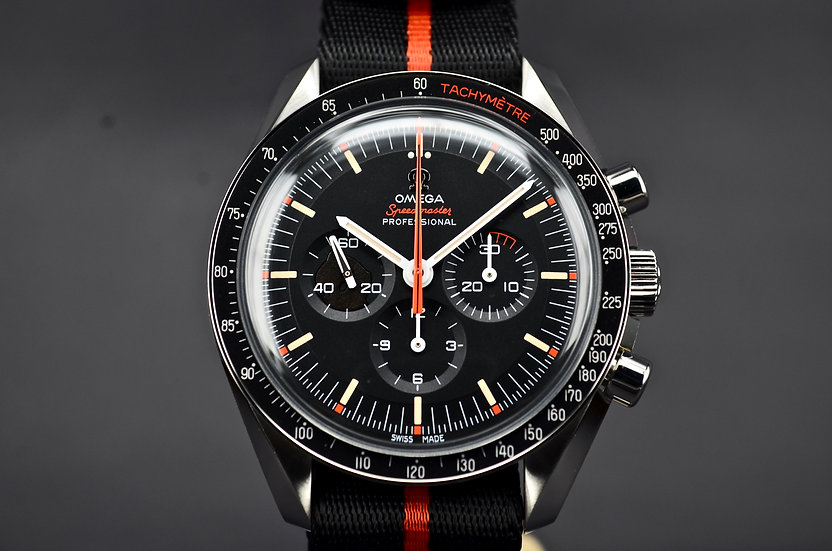 2018 Omega Speedmaster Speedy Tuesday 'Ultraman'