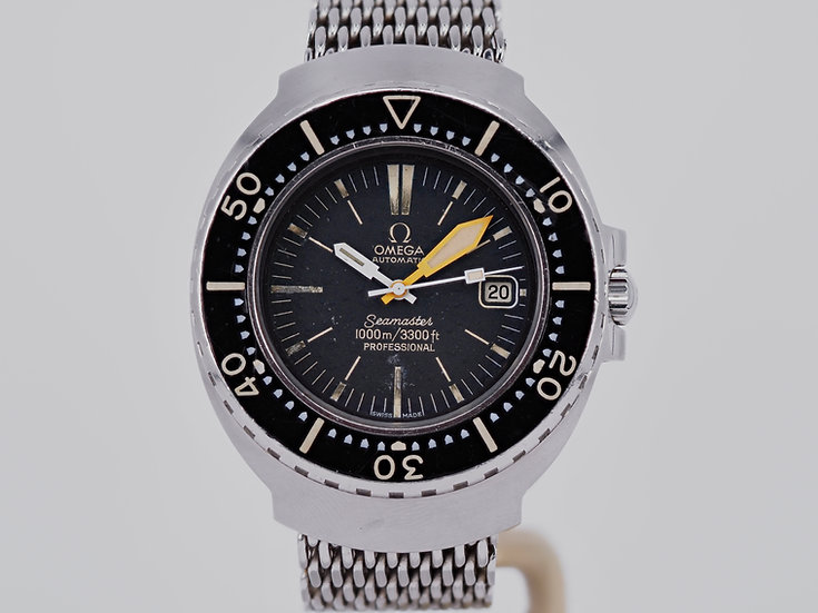 Omega Seamaster Ploprof 'The Grand' 166.093