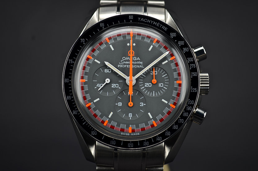 2004 Omega Speedmaster Professional Japan Racing