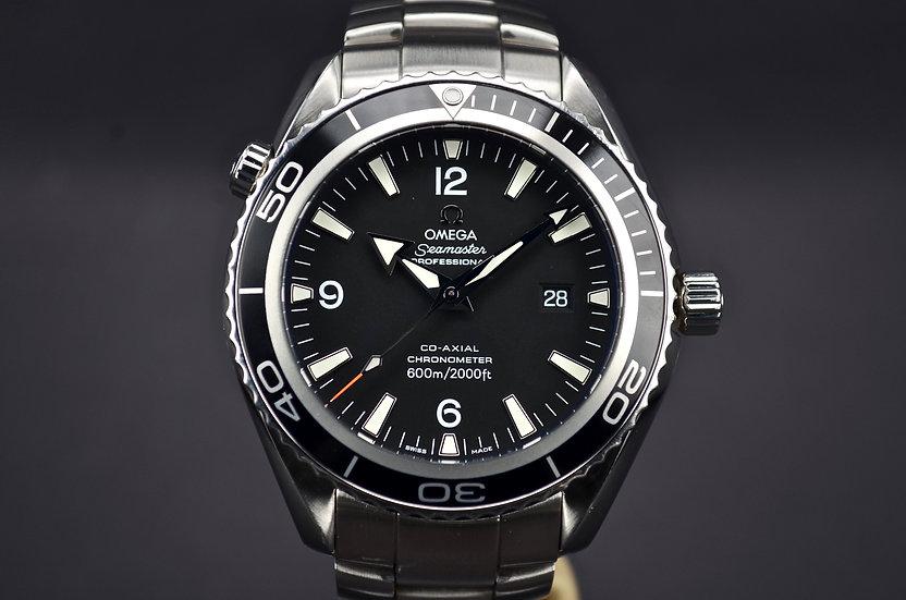 2007 Omega Seamaster Planet Ocean 45.5mm 2200.50
