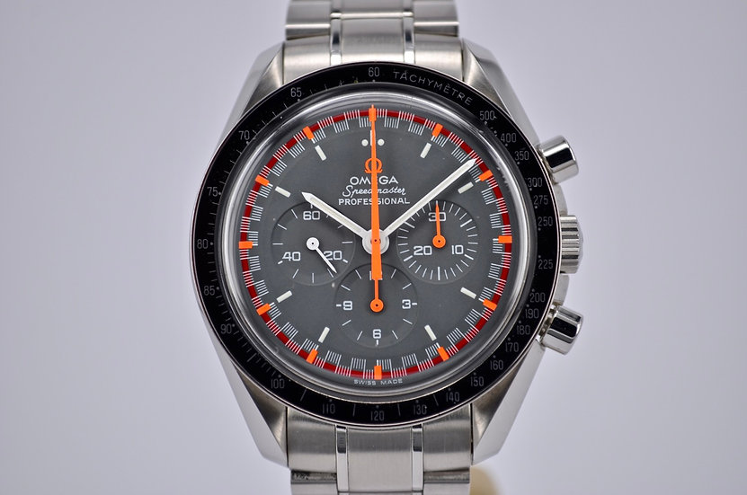 2004 UNWORN Omega Speedmaster Professional Japan Racing