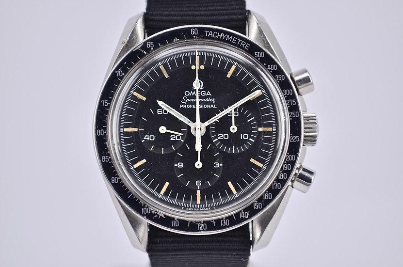 1972 Omega Speedmaster 145.022-69 Straight Writing