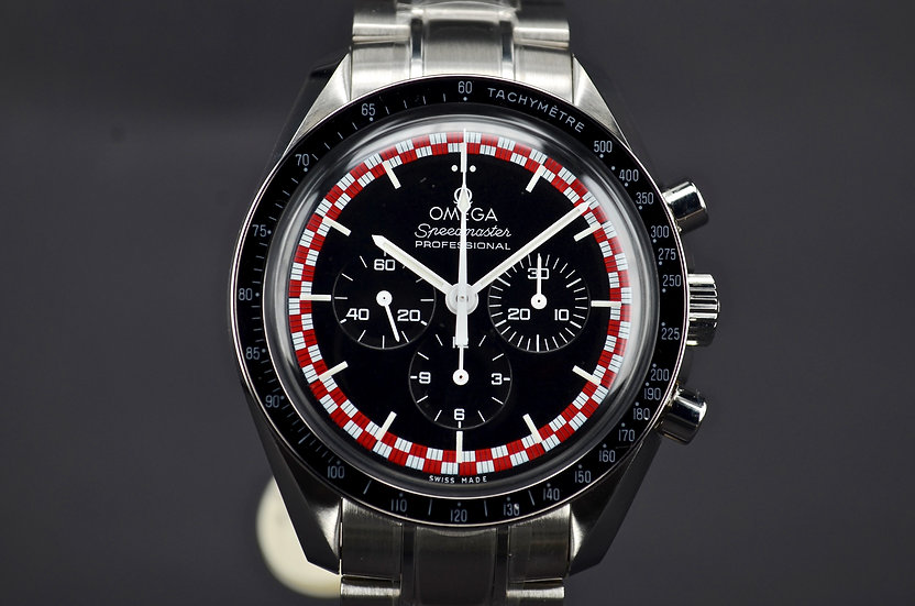 NOS Omega Speedmaster Professional Racing 'Tin Tin'