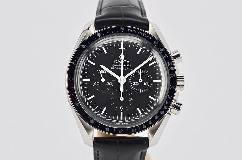 2019 Omega Speedmaster 'Legendary' Moonwatch on Leather Strap