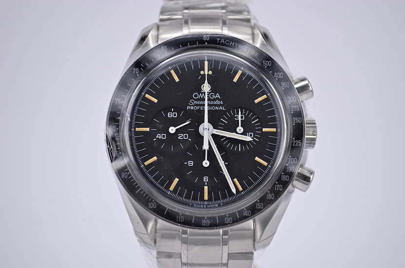 1997 NOS Omega Speedmaster Professional 3572.50 with cal 863 Gilt.