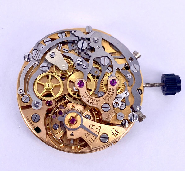 Omega Speedmaster 2998-1 321 Movement with Extract