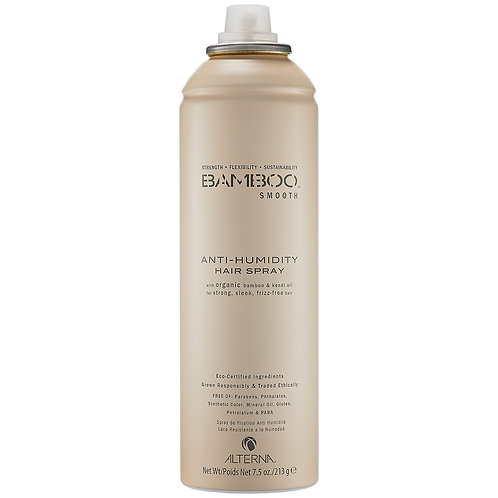 Bamboo Anti-Humidity Hair Spray 225ml