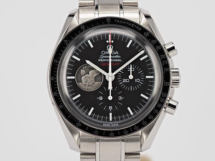 2009 Omega Speedmaster Professional Apollo 11 40th Anniversary