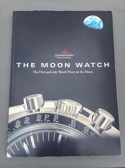 The Moon Watch Book (1995) Softback
