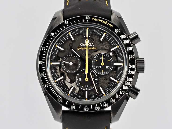 2019 Omega Speedmaster Dark Side of the Moon 'Apollo 8'