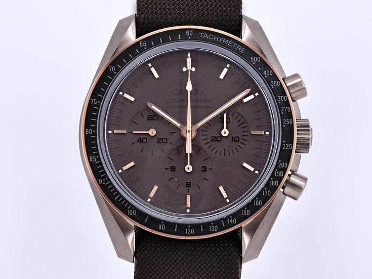 2014 Omega Speedmaster Professional Apollo 11 45th Anniversary