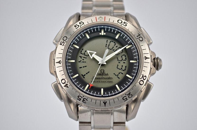 Omega Speedmaster Professional X33 Gen 2 3291.50 B&P