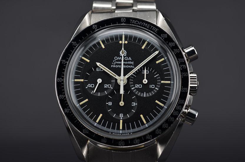 1971 Omega Speedmaster 145.022-69 Straight Writing 'Apollo XI 1969'