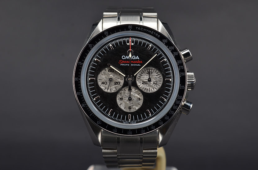 2015 Omega Speedmaster Apollo-Soyuz 35th Anniversary
