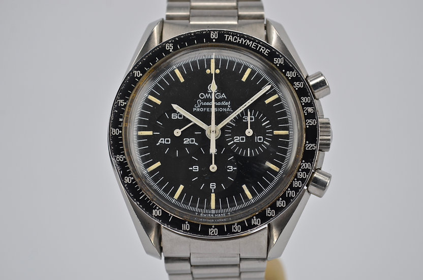 Circa 1983 Omega Speedmaster Professional 145.022