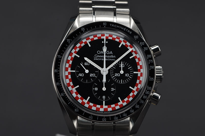 2017 Omega Speedmaster Racing 'Tin Tin'