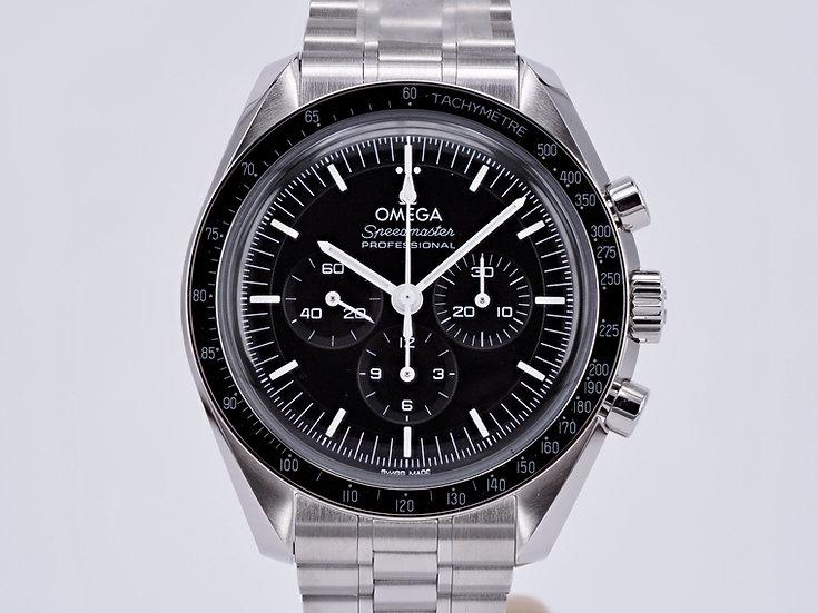 2021 Omega Speedmaster Professional Moonwatch Cal 3861