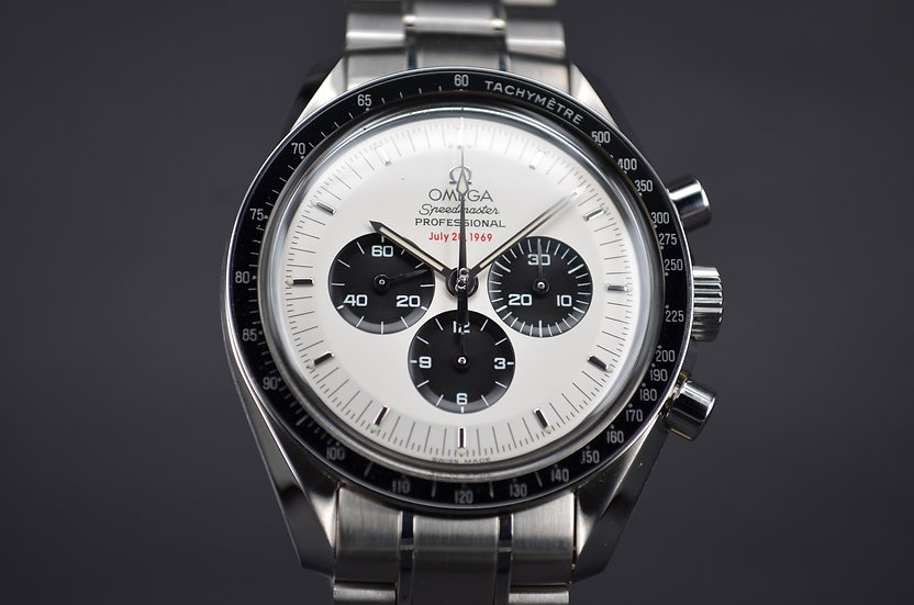 2005 Omega Speedmaster Apollo 11 35th Anniversary LE