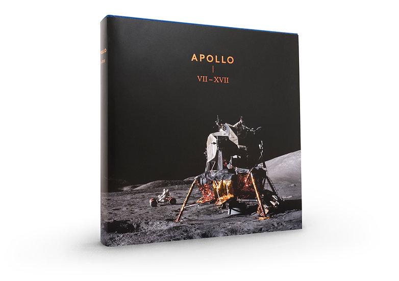 Apollo VII - XVII Photo Book