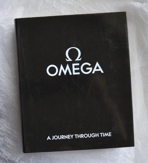 Omega Journey Through Time Book - NEW