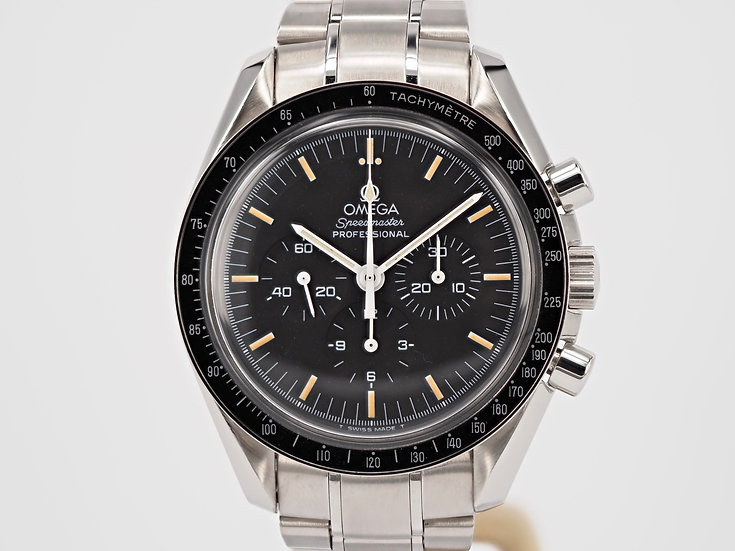 1996 Omega Speedmaster Professional 'Yellow' 3572.50