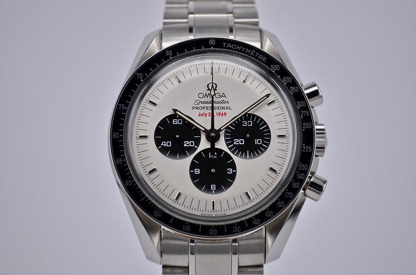 2005 Omega Speedmaster Professional Apollo 11 35th Anniversary