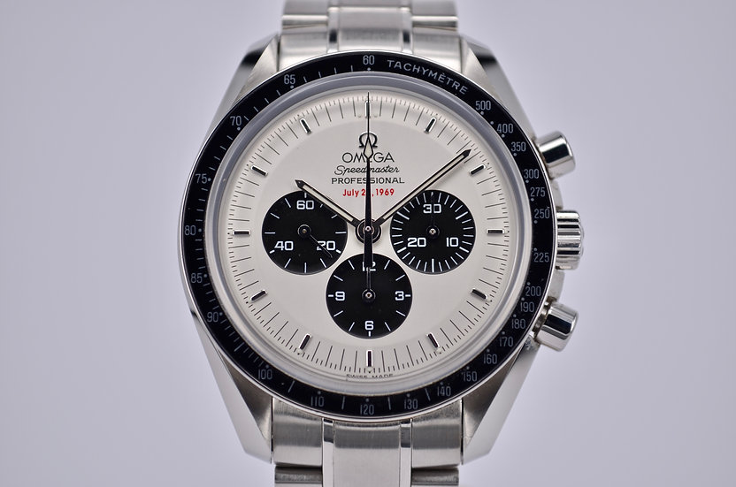 Omega Speedmaster Professional 3573.50 Apollo 11 35th Conversion
