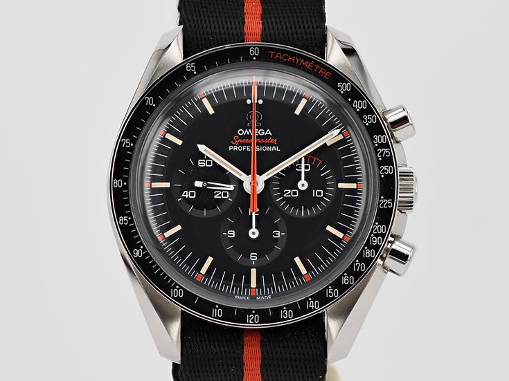 2018 Omega Speedmaster Speedy Tuesday Ultraman