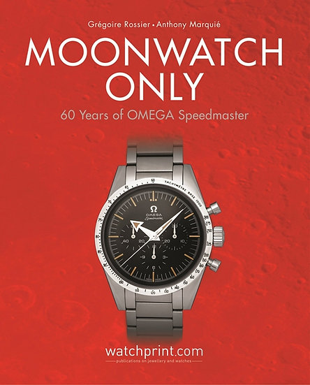 Moonwatch Only Book (Revised Issue)