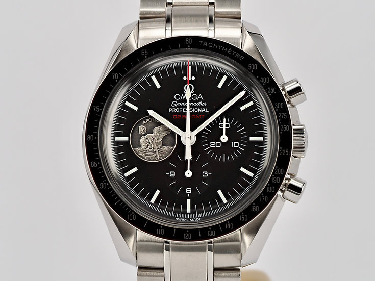 2009 Omega Speedmaster Professional Apollo 11 40th Anniversary