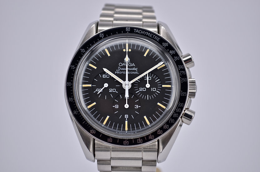 1989 Omega Speedmaster Professional Apollo 11 20th Anniversary ROW Edition