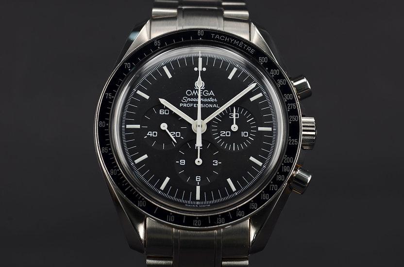 2002 Omega Speedmaster Apollo 17 'Last Man on the Moon'