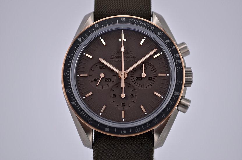 2014 Omega SpeedmasterProfessional Apollo 11 45th Anniversary