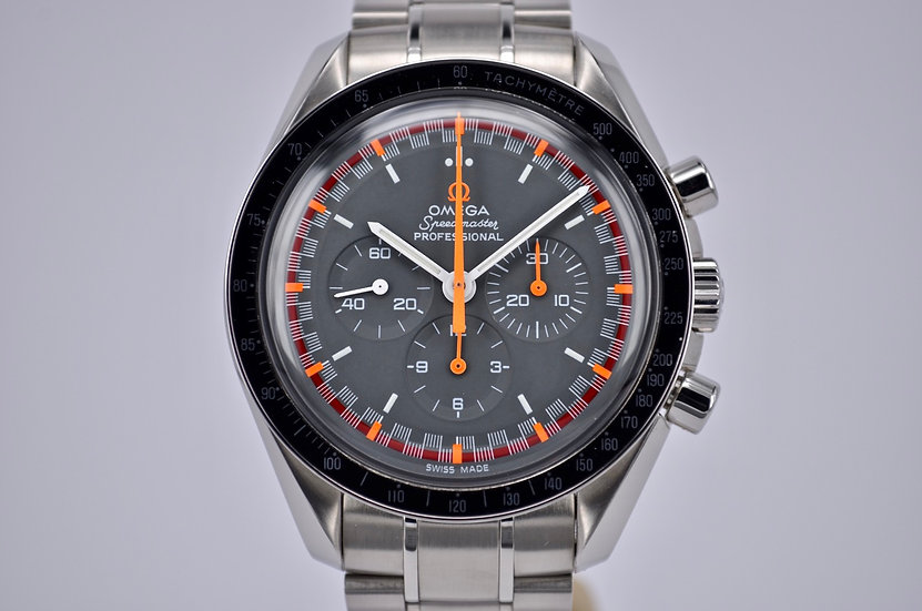 2005 Omega Speedmaster Professional Japan Racing