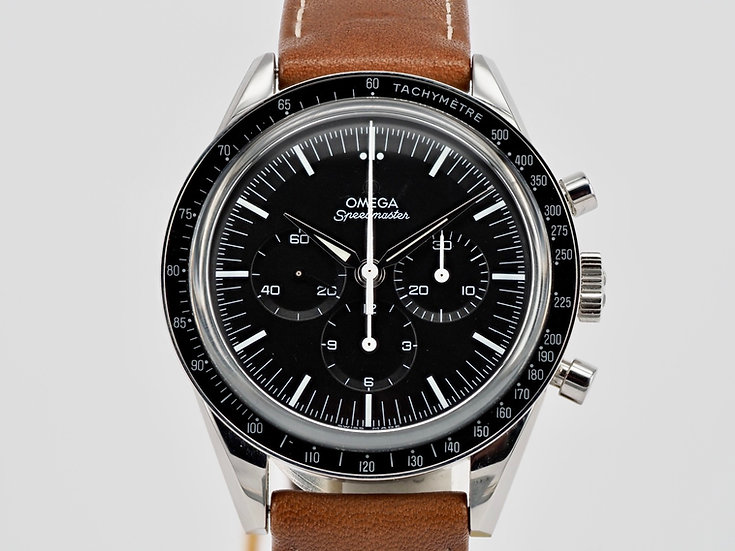 2020 Omega Speedmaster First Omega in Space
