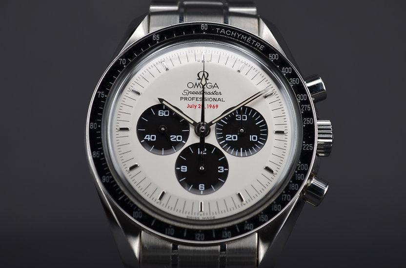 2005 Omega Speedmaster Apollo 11 35th Anniversary LE