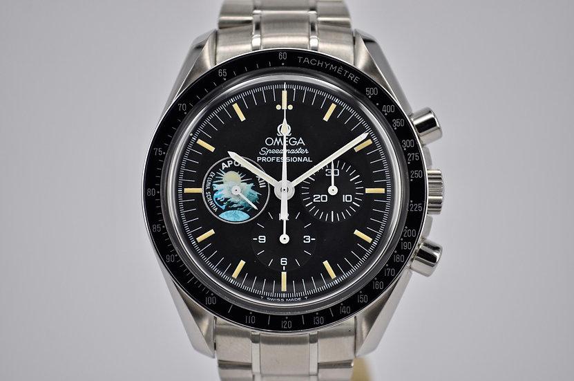 1997 Omega Speedmaster Professional Apollo 13 'Patch'