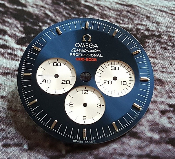 Omega Speedmaster Gemini IV Dial