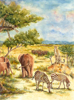 Out of Africa 2
