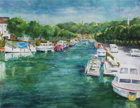 Moissac Canal
